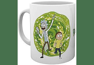 Rick and Morty Tasse Portal