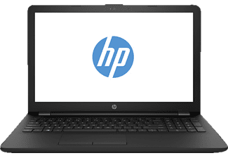 HP 15-bs138ng, Notebook mit 15.6 Zoll Display, Core™ i5 Prozessor, 8 GB RAM, 256 GB SSD, UHD Graphics 620, Schwarz