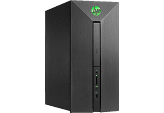 HP Pavilion Power Desktop - 580-012ng, Gaming PC mit Core™ i5 Prozessor, 16 GB RAM, 2 TB HDD, 128 GB SSD, GeForce GTX 1060, 3 GB GDDR5 Grafikspeicher