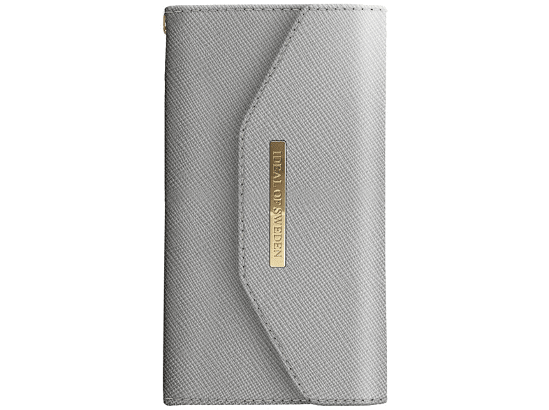 IDEAL Mayfair Clutch Light Grey για iPhone X