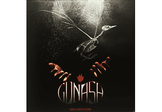 Gunash - Great Expectations - (Vinyl)