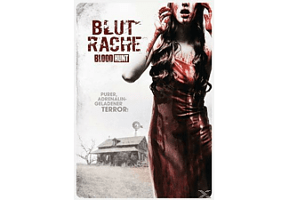 BLUTRACHE-BLOOD HUNT (UNCUT) [Blu-ray]