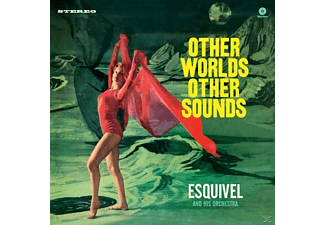 Esquivel And His Orchestr - Other Worlds,Other Sounds (Ltd.180g Vinyl) - (Vinyl)