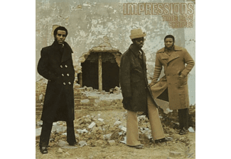 The Impressions - Times Have Changed (Gatefold LP) - (Vinyl)