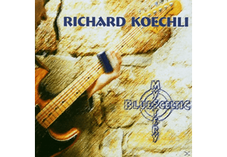Richard Koechli - Blue Celtic Mystery - (CD)