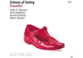 Echoes Of Swing - Travelin' - (CD)