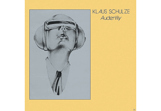 Klaus Schulze - Audentity (Remastered 2017 2LP) - (Vinyl)