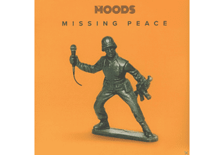The Moods - Missing Peace - (Vinyl)