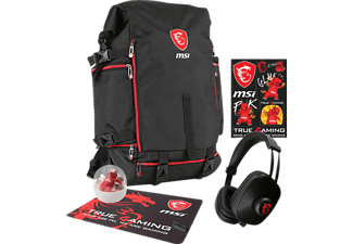 MSI GT GAMING XMAS PACK 2017, Notebooktasche