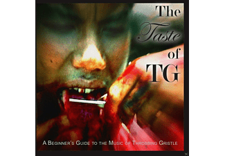 Throbbing Gristle - The Taste of TG (A Beginner's Guide To...) [LP + Download]