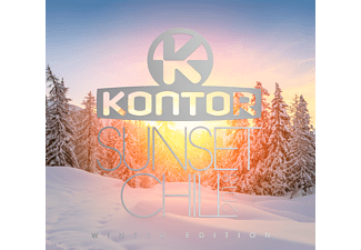 VARIOUS - Kontor Sunset Chill 2018-Winter Edition - (CD)