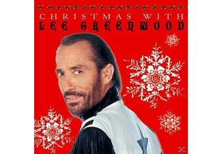 Lee Greenwood - Christmas With Lee Greenwood - (CD)