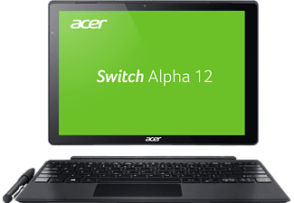 ACER Switch Alpha 12 (SA5-271-531V) Convertible 256 GB 12 Zoll