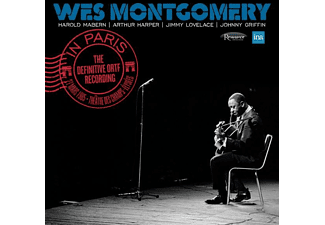 Wes Montgomery - In Paris - (CD)