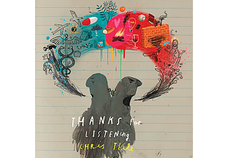 Chris Thile - Thanks for Listening - (Vinyl)