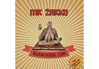 Mr Zarko - Balkan Herbal Clinic [CD]