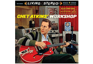 Chet Atkins - Chet Atkins' Workshop (LP) - (Vinyl)