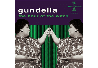 Gundella - The Hour Of The Witch (LP,Green Vinyl) - (Vinyl)