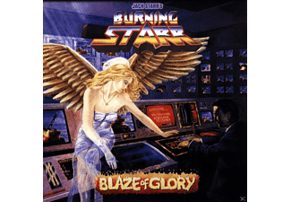 Jack Starr's Burning Starr - Blaze Of Glory - (CD)