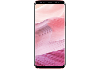SAMSUNG Galaxy S8, Smartphone, 64 GB, 5.8 Zoll, Rose Pink