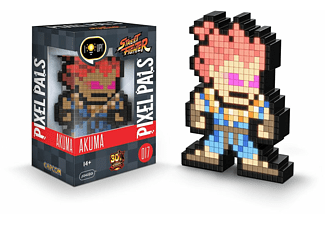 Pixel Pals - Street Fighter - Akuma