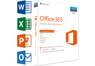 Office 365 Home - Jaarabonnement