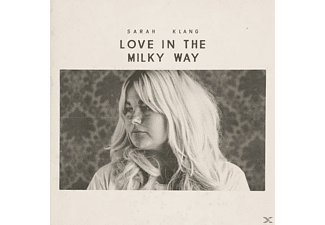 Sarah Klang - Love in the Milky Way - (CD)