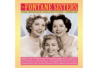 Fontane Sisters - The Singles Collection 1946-60 - (CD)