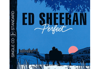 Ed Sheeran - Perfect (2-Track) [5 Zoll Single CD (2-Track)]
