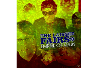 The Laissez Fairs - Empire Of Mars - (CD)