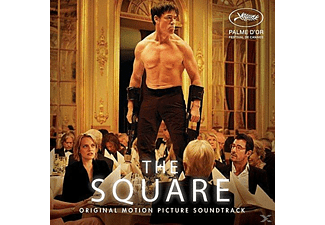 VARIOUS - The Square - (CD)