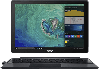 ACER Switch 5 (SW512-52-71TN), Convertible mit 12 Zoll, 256 GB Speicher, 8 GB RAM, Core™ i7 Prozessor, Microsoft® Windows® 10 Home (64 Bit), Anthrazit (Aluminium A-Cover)