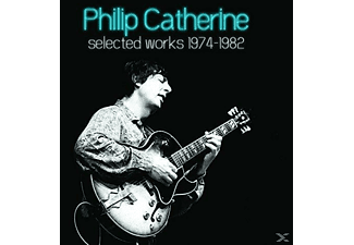 Philip Catherine - Selected Works 1974-1982 - (CD)