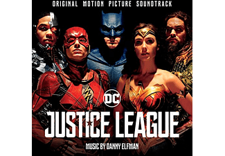 Danny Elfman - Justice League (Original Motion Picture Soundtrack) (CD)