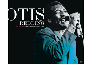 Otis Redding - The Definitive Studio Album Collection - (Vinyl)
