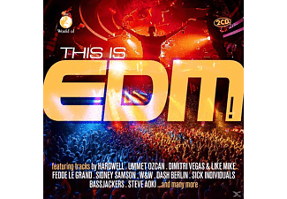 VARIOUS - This is EDM! - (CD)