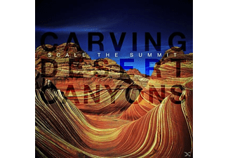 Scale The Summit - Carving Desert Canyons (Silver Series) - (Vinyl)