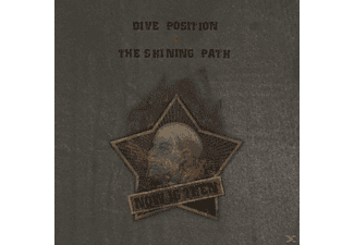 "Dive Position/The Shining Path - Now Is Then (+7"") - (Vinyl)"