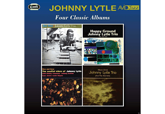 Johnny Lytle - Four Classic Albums - (CD)