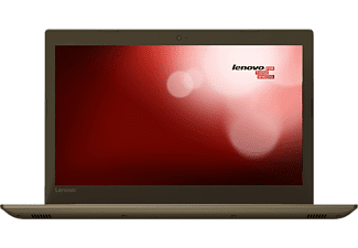 "LENOVO IdeaPad 520 bronz notebook 80YL00AJHV (15.6"" FullHD IPS/Core i5/4GB/128GB SSD+1TB HDD/940MX 4GB/DOS)"