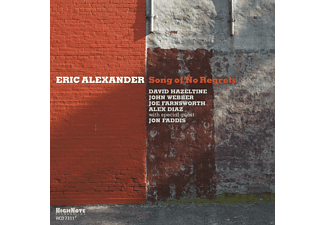 Eric Alexander - Song of No Regrets - (CD)