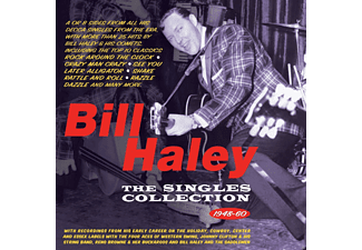 Bill Haley - The Singles Collection 1948-60 - (CD)