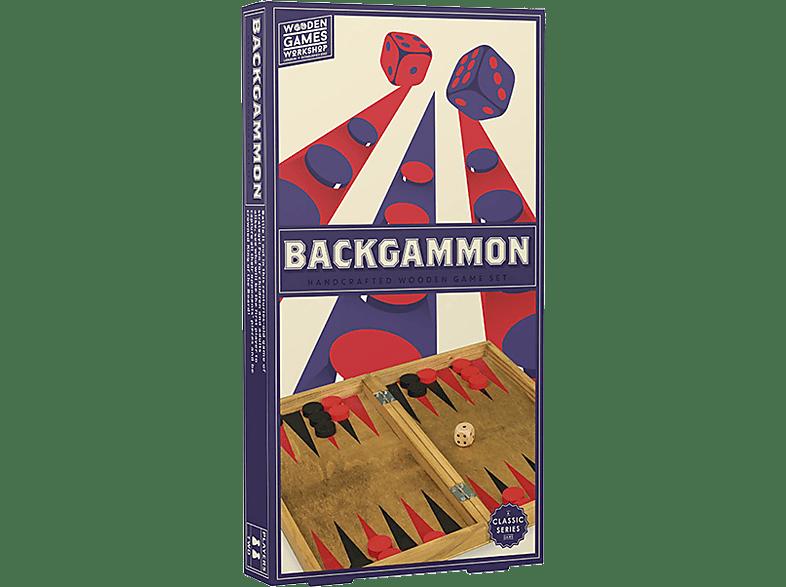 PROFESSOR PUZZLE WG-8 Backgammon gaming παιχνίδια επιτραπέζια gaming παιχνίδια