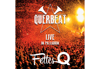 Querbeat - Fettes Q-Live Im Palladium [CD + DVD Video]