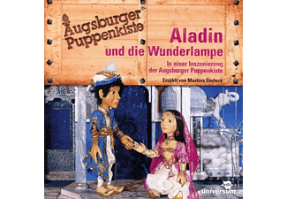 VARIOUS - Augsburger Puppenkiste - (CD)