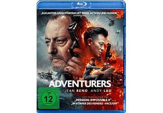 The Adventurers - (Blu-ray)