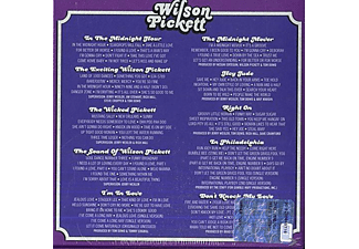 Wilson Pickett - The Complete Atlantic Albums Collection - (CD)
