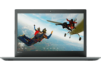 LENOVO IdeaPad 320, Notebook mit 15.6 Zoll Display, Core™ i5 Prozessor, 4 GB RAM, 1 TB HDD, HD-Grafik 620, Platinum Grey