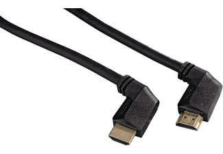 HAMA 122116 TL 90 fokos High Speed HDMI kábel ethernettel, 3m