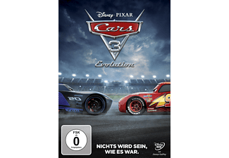 Cars 3: Evolution - (DVD)